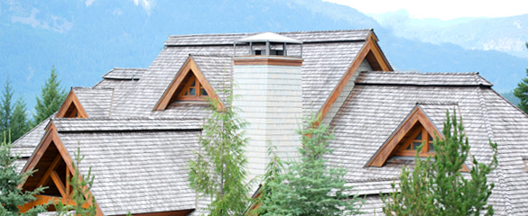 Cedar Shakes, Cedar Shingles, Sustainable Design
